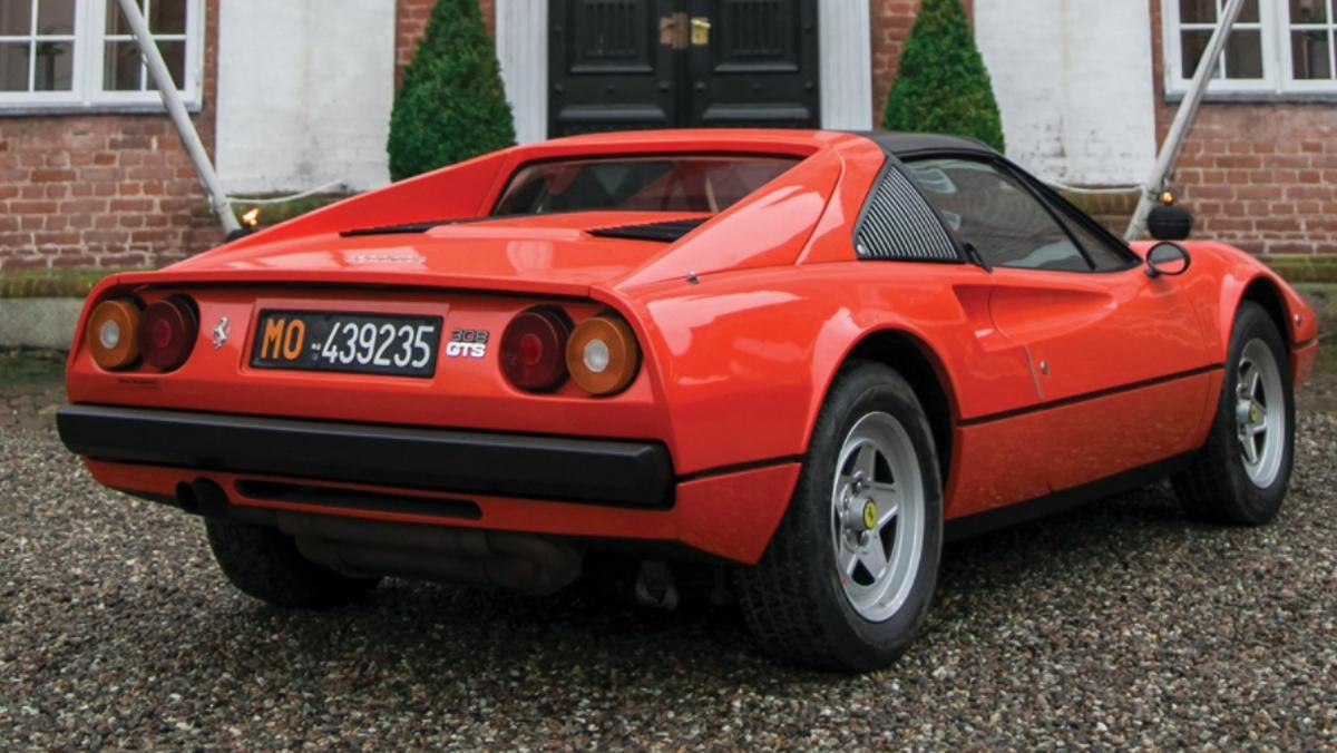 Zaga Ferrari 308 GTS deGillesVilleneuve
