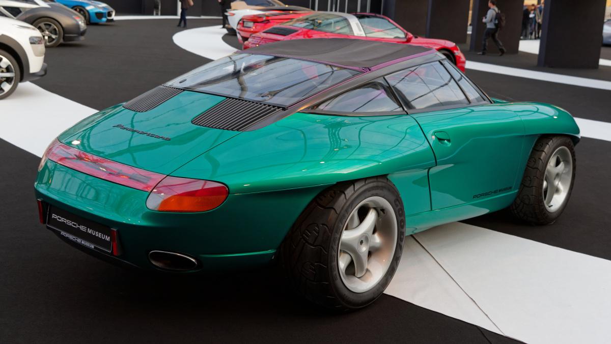 Zaga del Porsche Panamericana