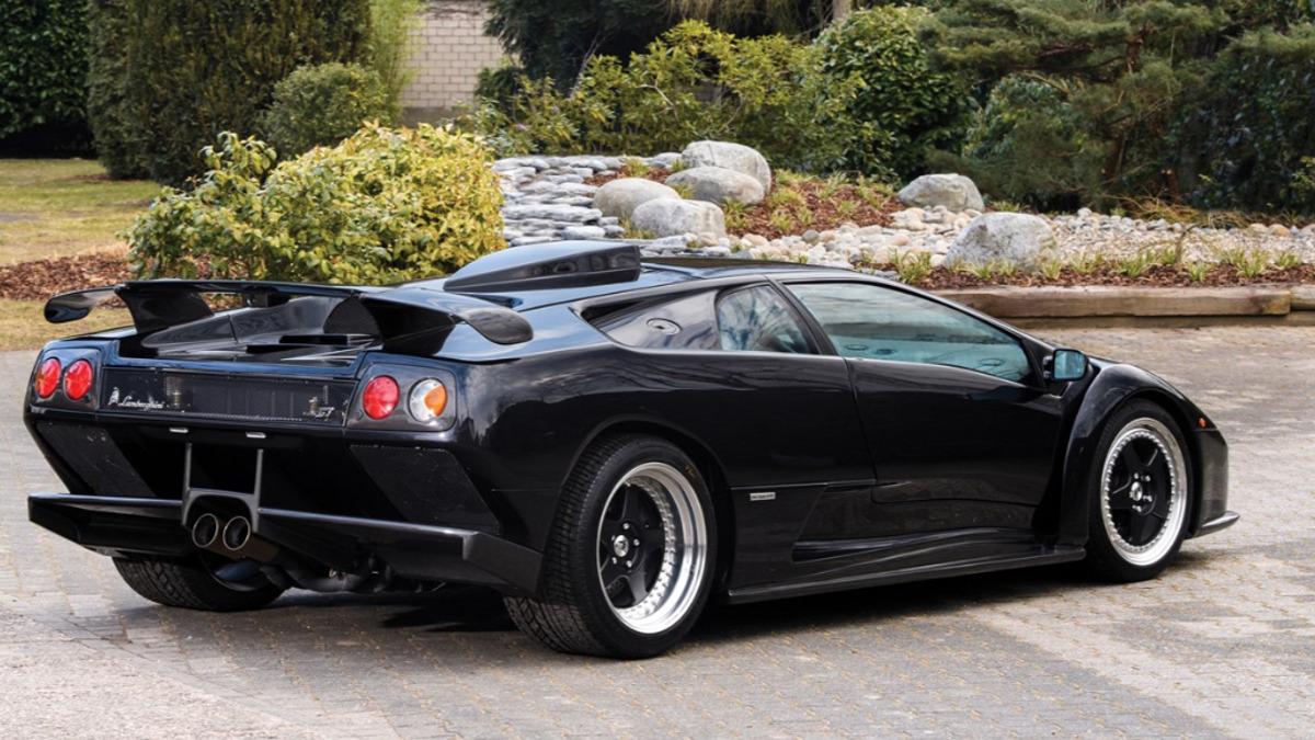 Lambo Diablo GT 19992