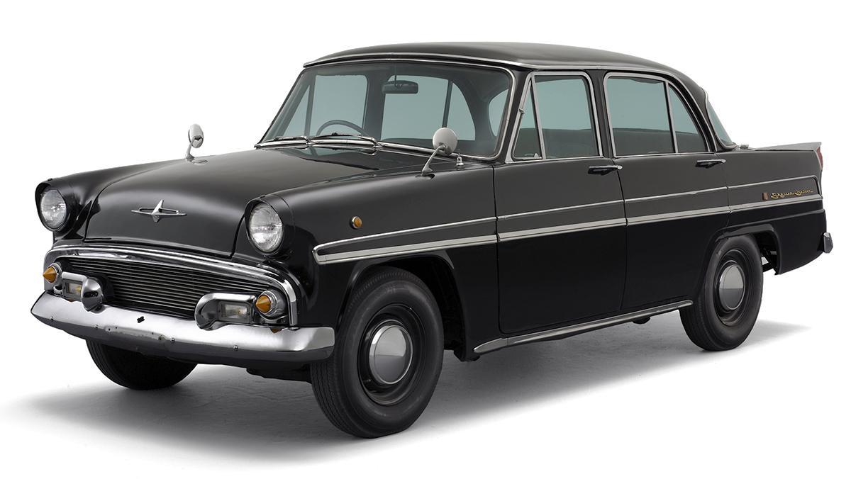Nissan Skyline (1957)