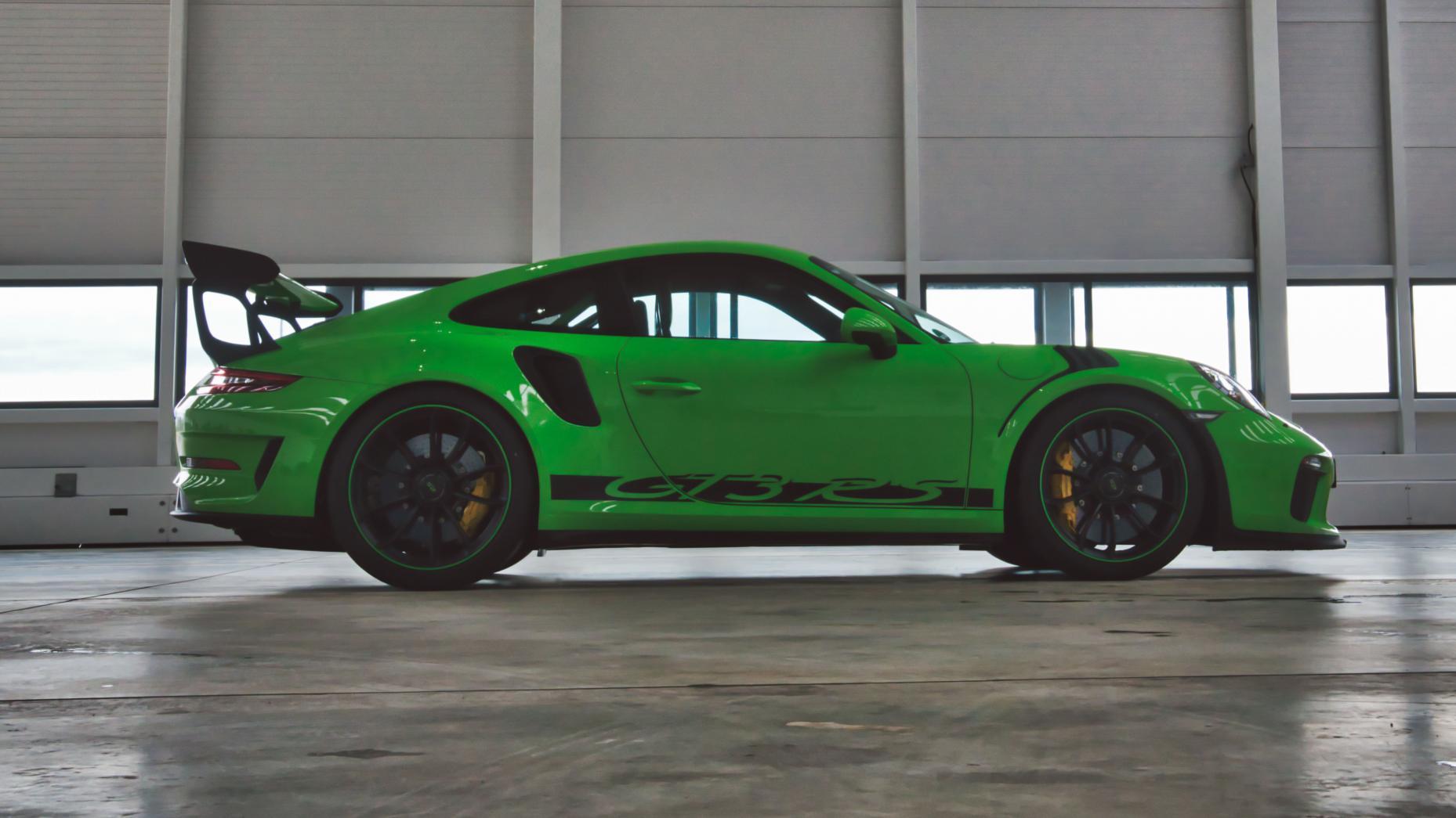 Porche 911 991.2 GT3 RS