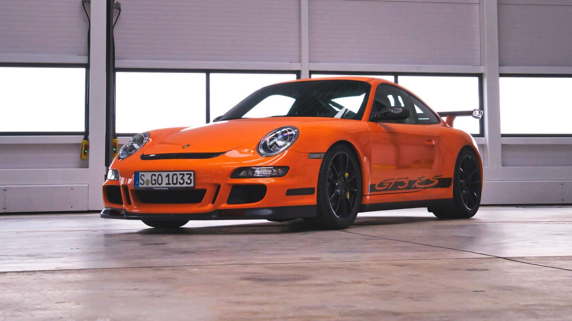 Porsche 911 997.1 GT3 RS