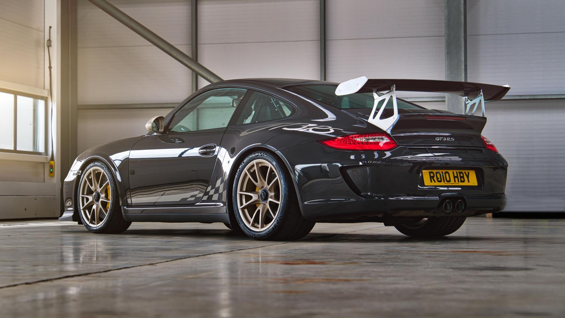 Porsche 911 997.2 GT3 RS