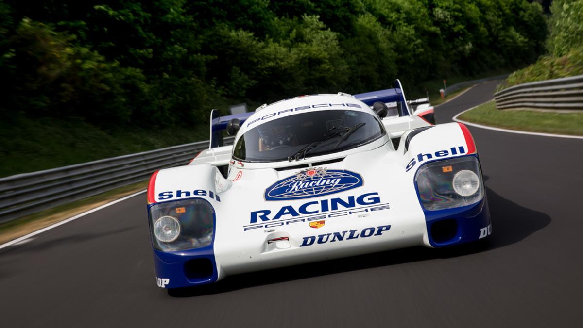 Porsche 956 C en Nürburgring 3