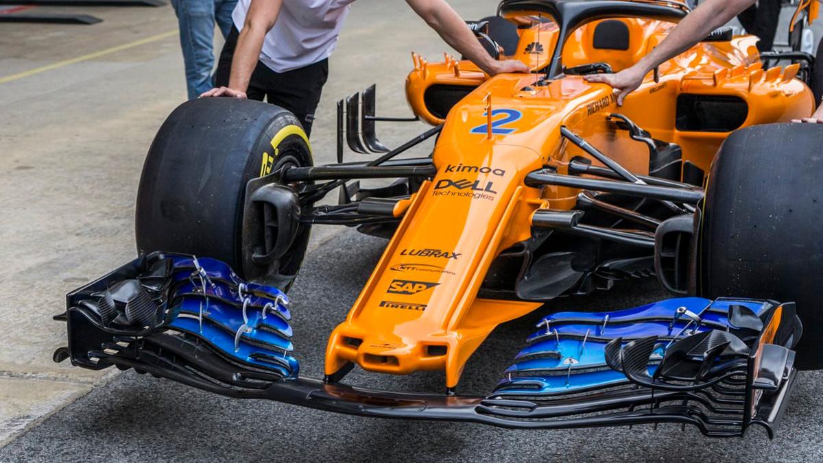 Primer plano del morro MCL33 Alonso