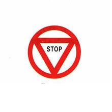 R-2 Stop a extinguir
