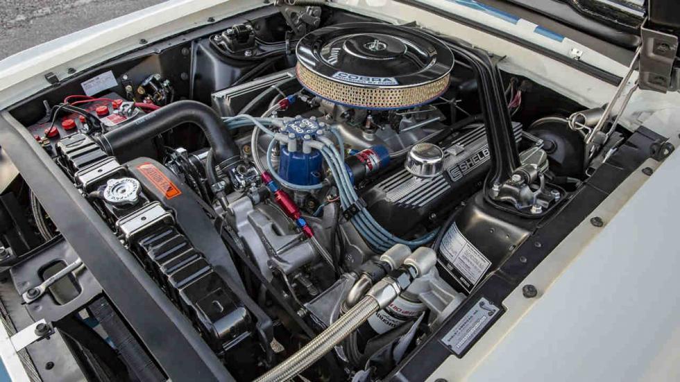 Ford Shelby GT500 Super Snake de 1967