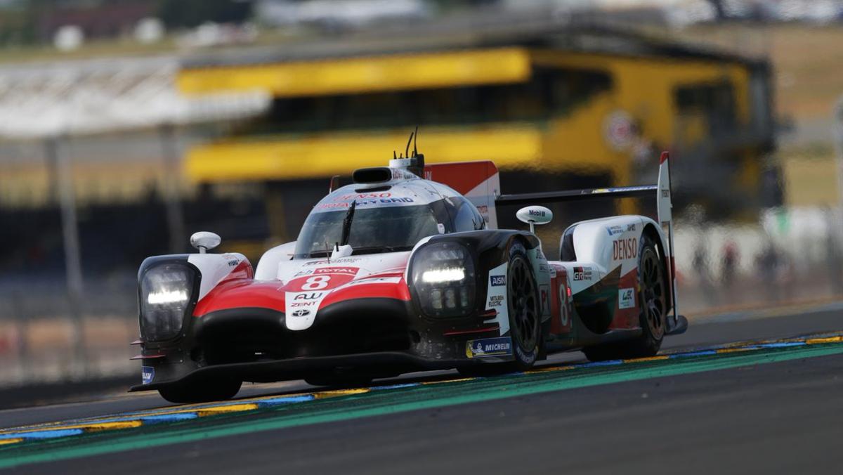 Alonsete WEC Le Mans 2018