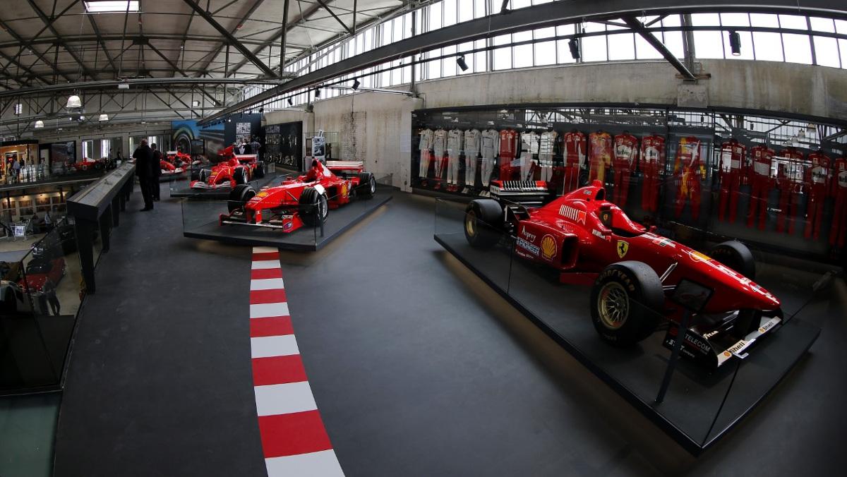Colección Privada Michael Schumacher Colonia