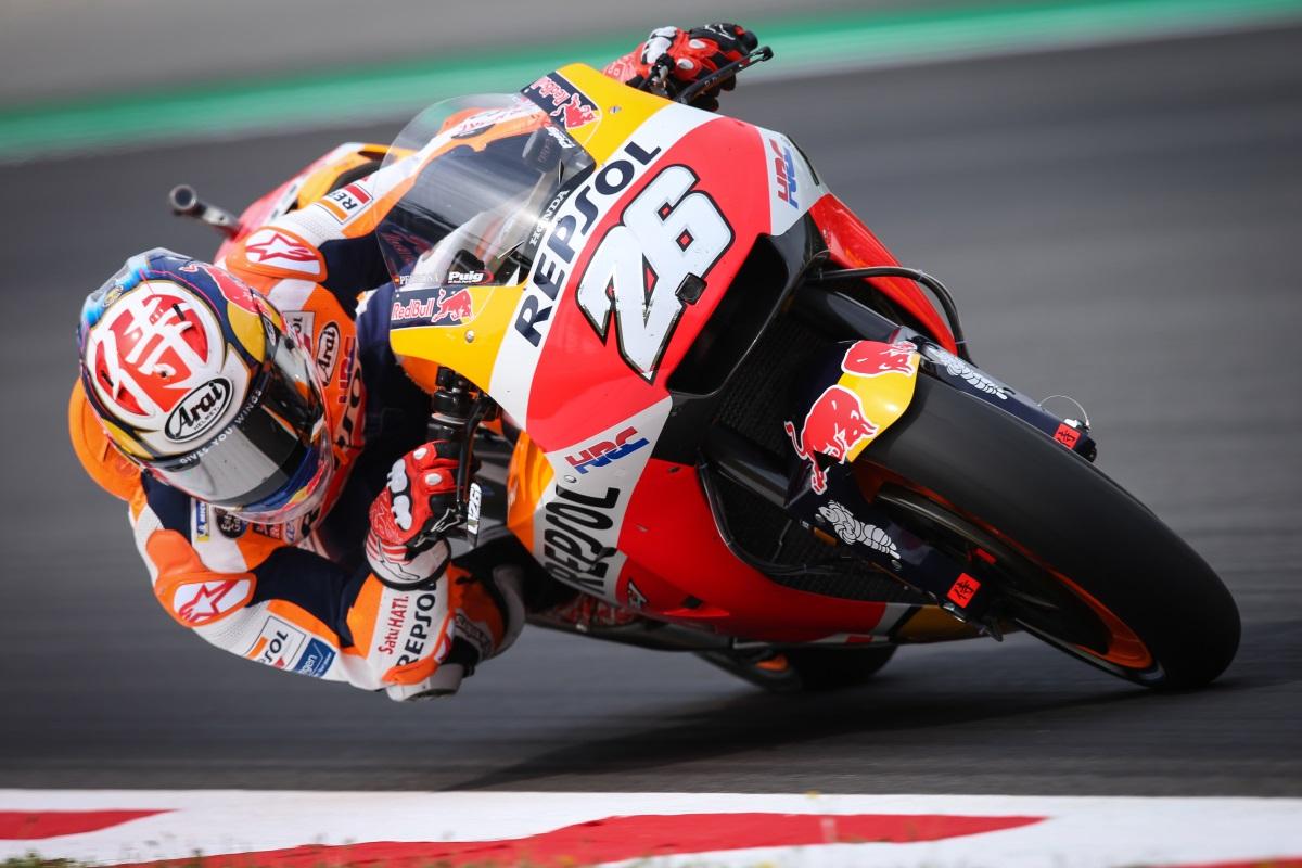 Dani Pedrosa MotoGP 2018