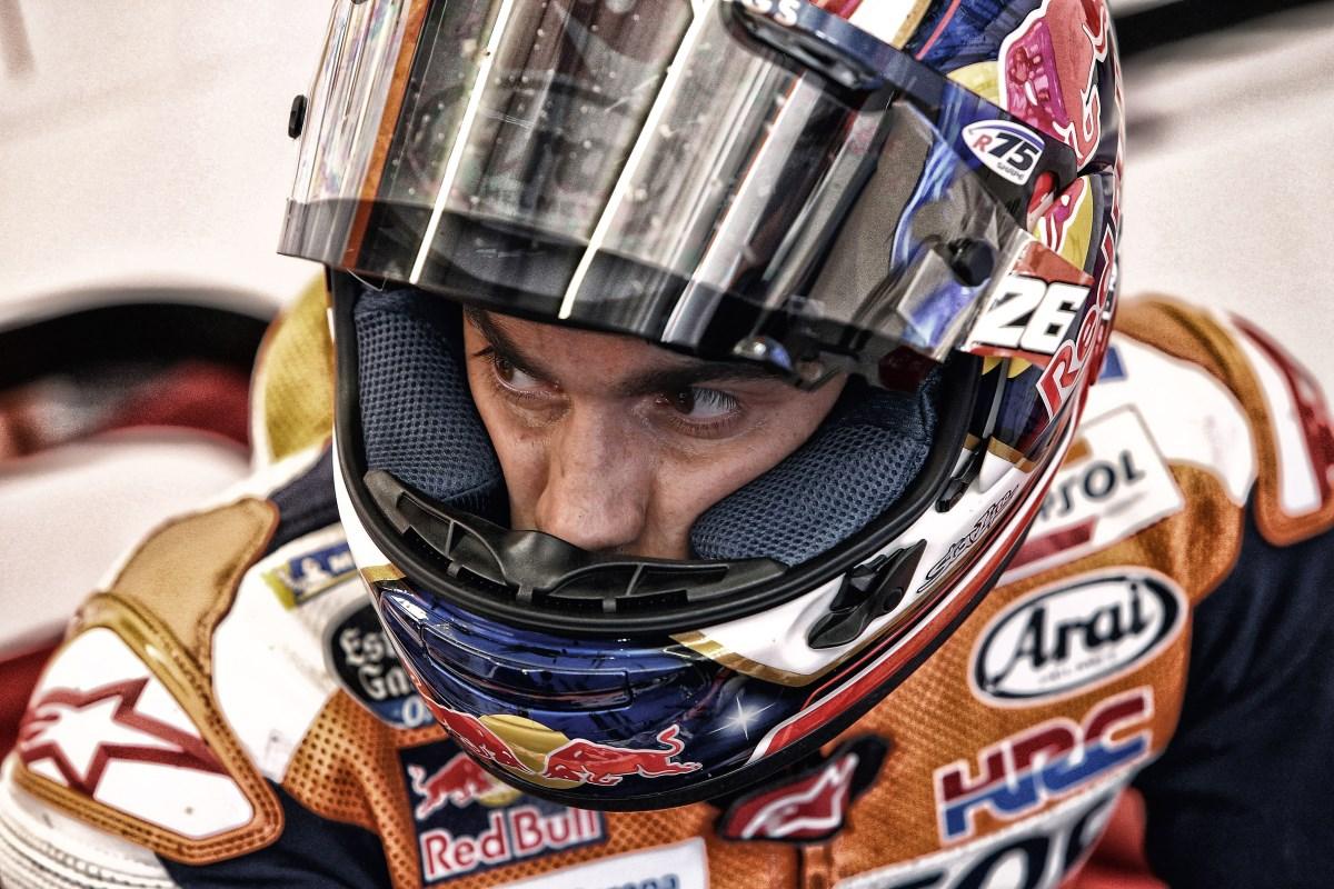 Dani Pedrosa, MotoGP Le Mans 2018