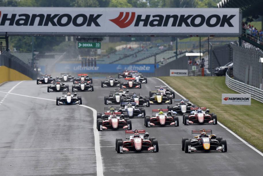 Hankook en la Formula 3 FIA Europa