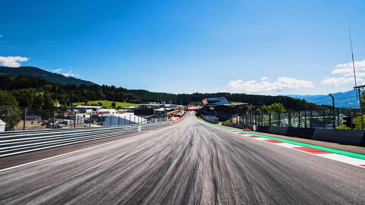Lando Norris GP Austria F1