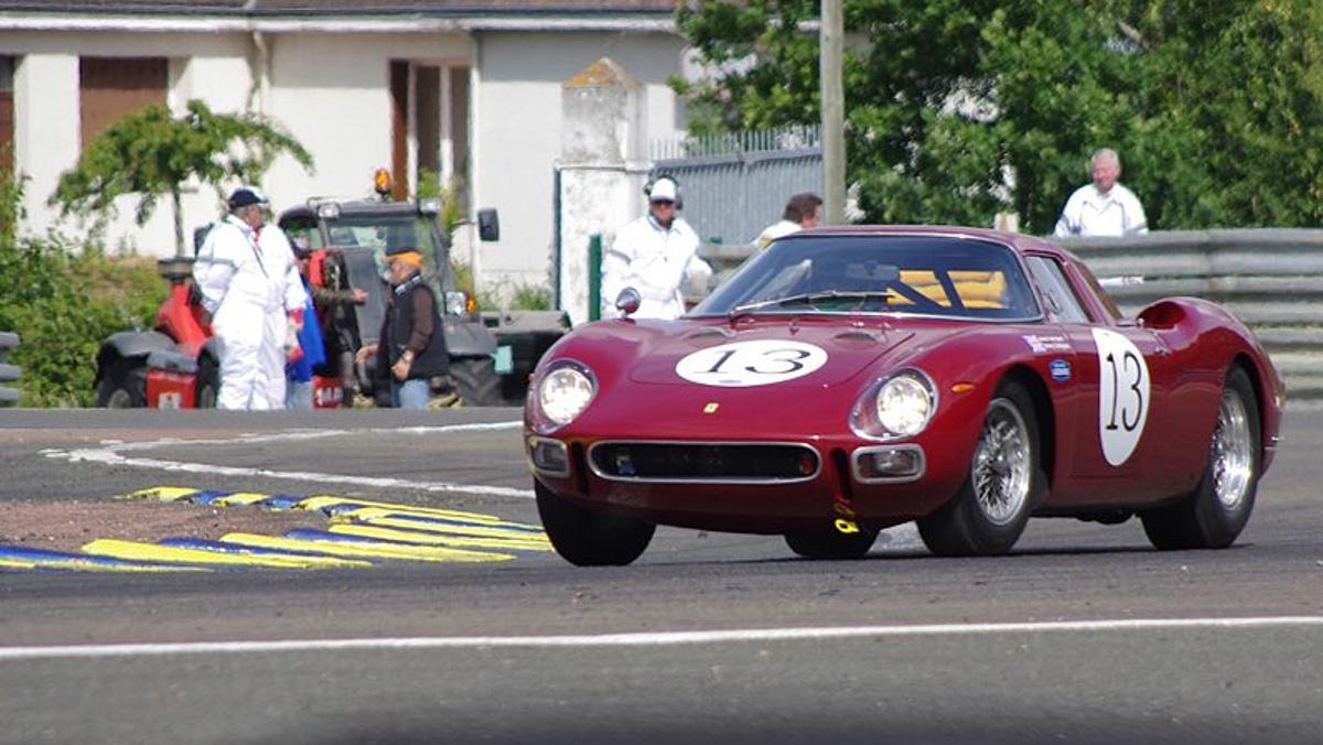 Mejores coches de las 24 Horas de Le Mans 1965_Ferrari_250_LM