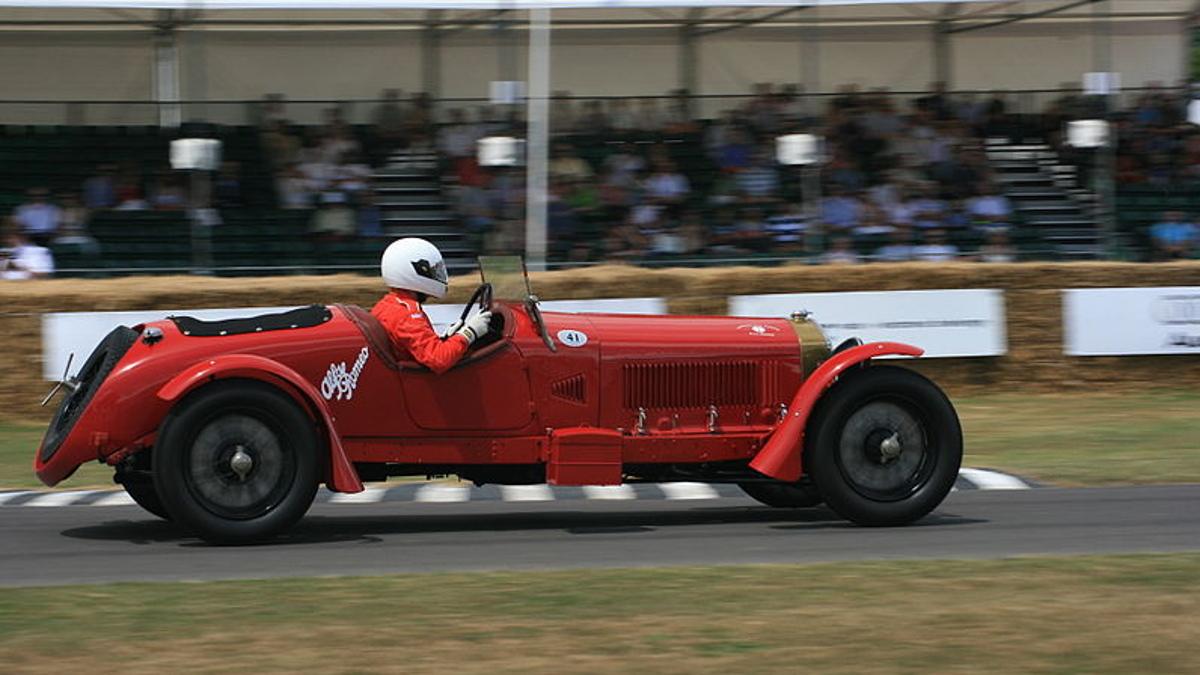 Los Mejores coches 24 Horas de Le Mans Alfa_Romeo_8C_2300,_1931