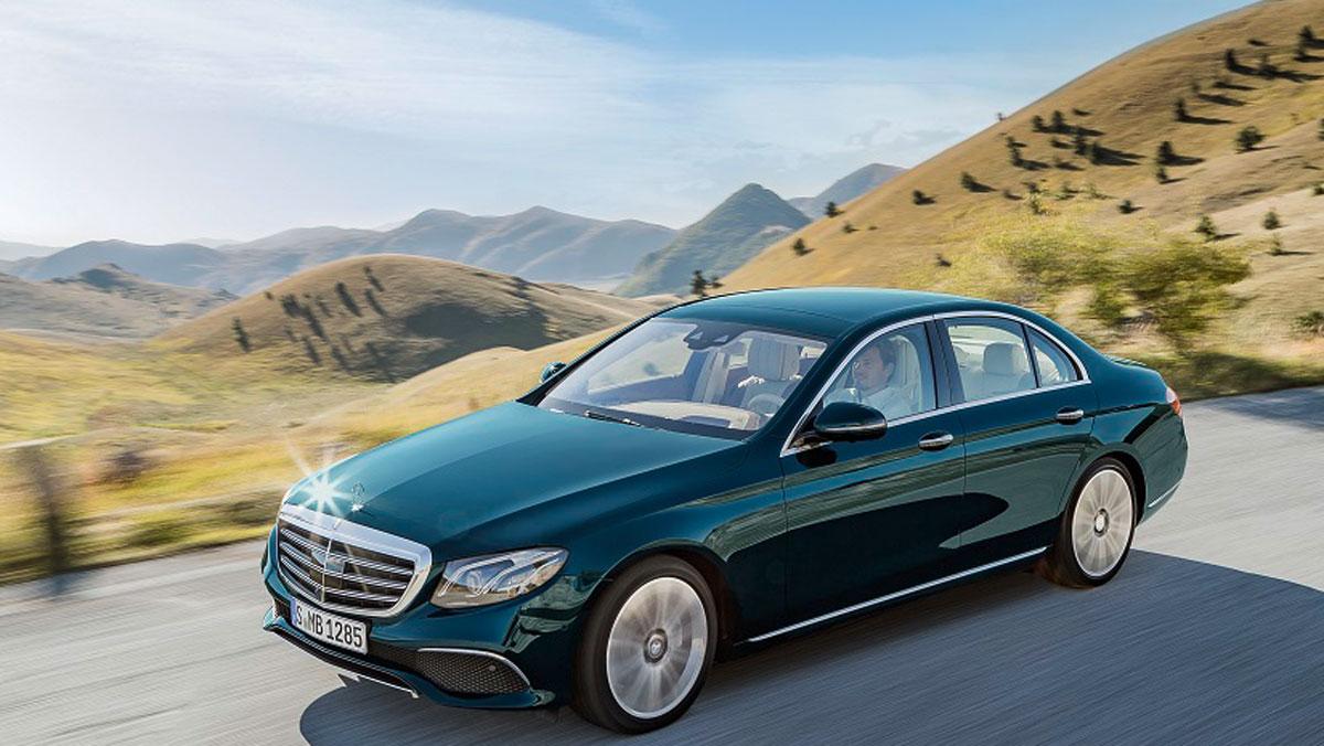 Mercedes Clase E350e