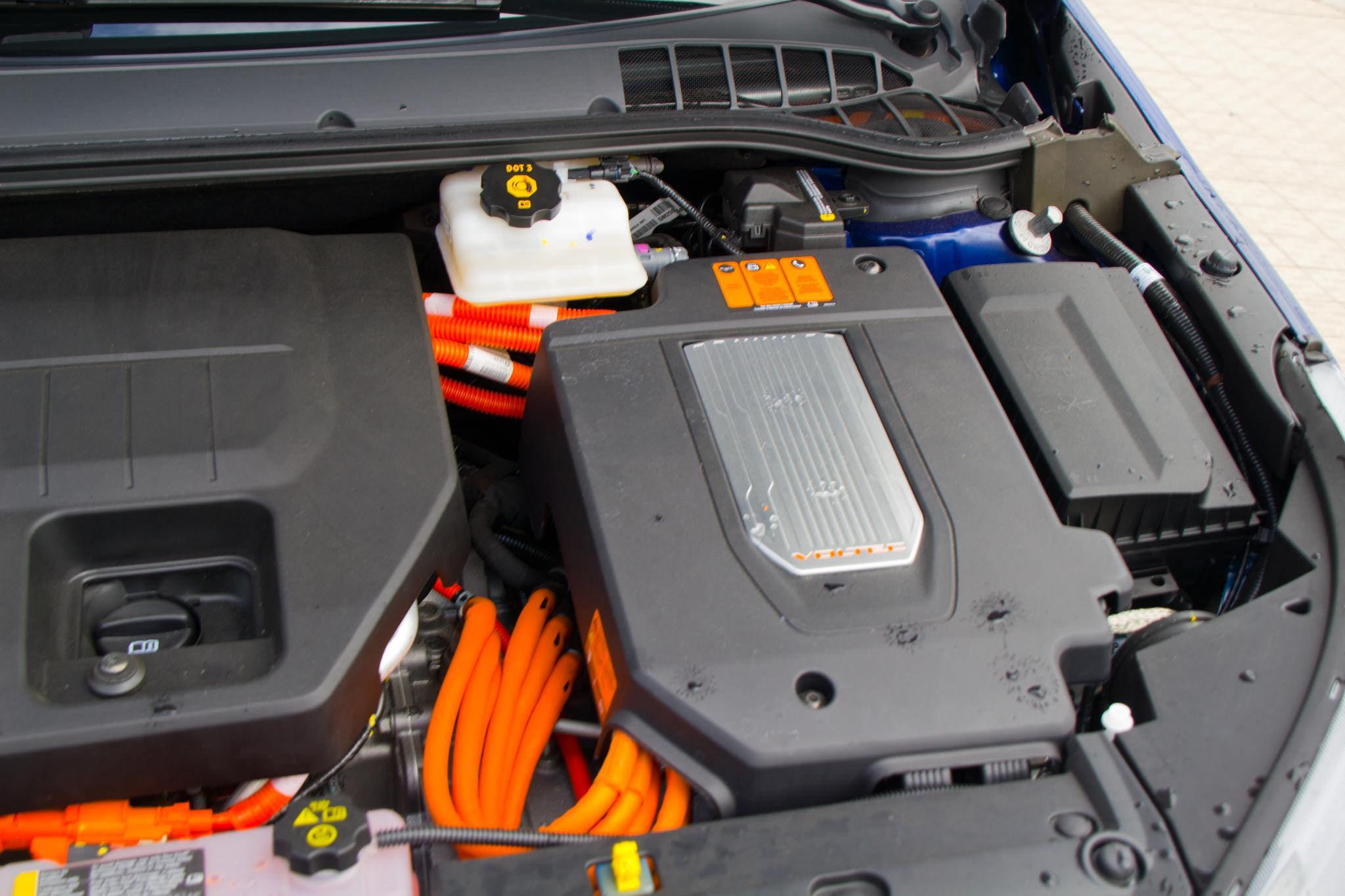 Motor coche electrico
