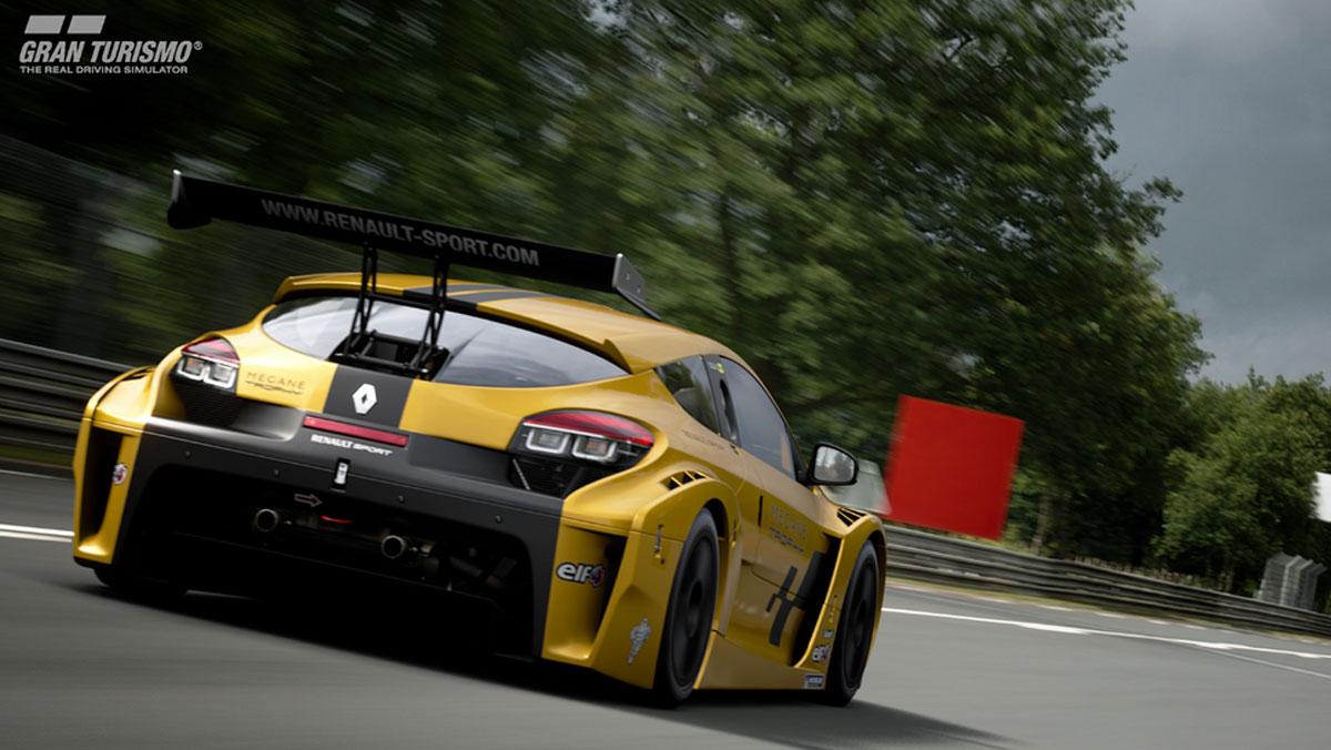 Renault Mégane Sport Trophy