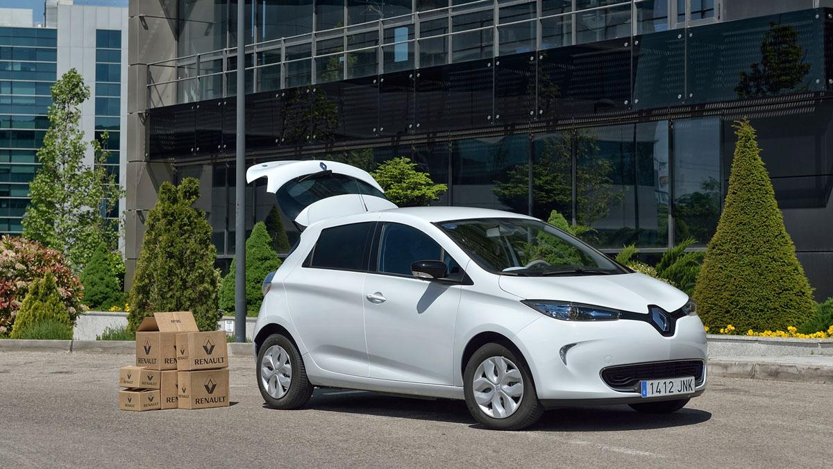 Renault Zoe Societe