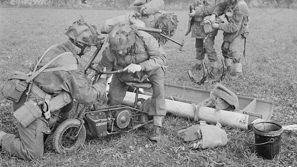 The_British_Army_Desembarco Normandía