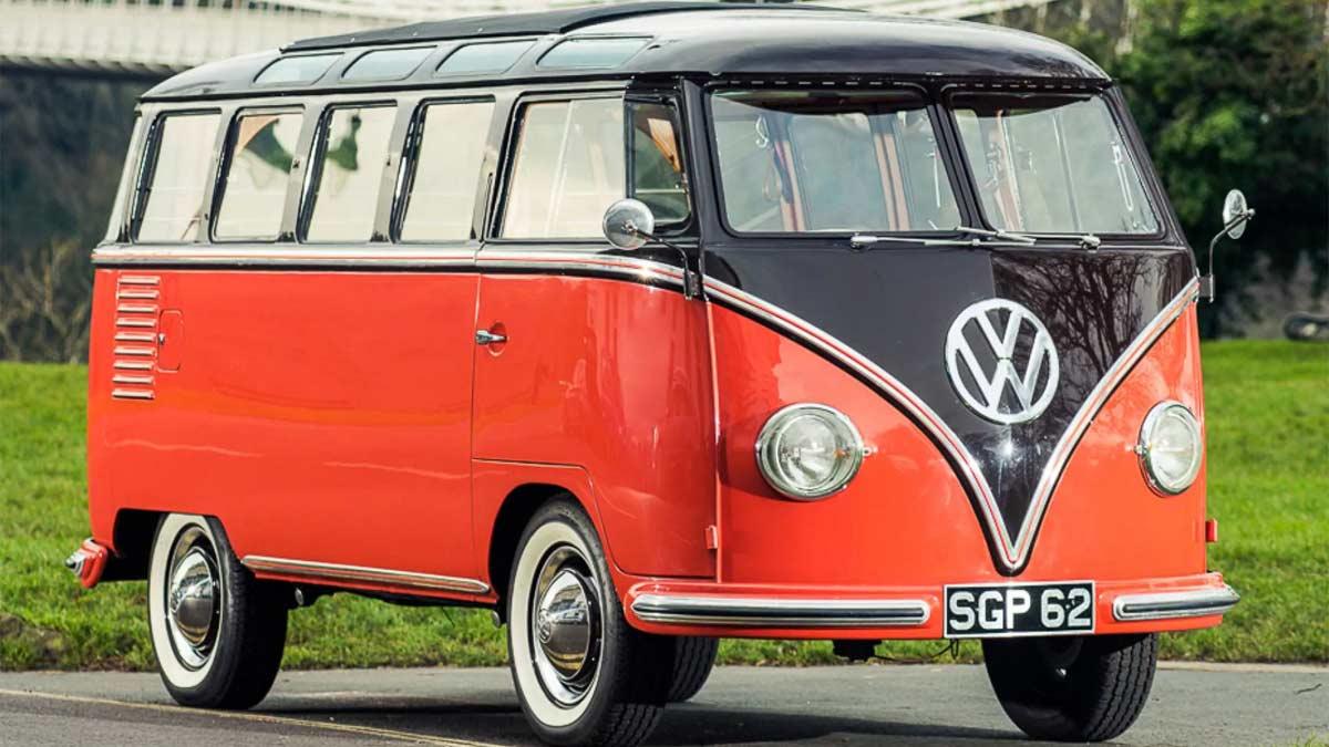 furgoneta brasil clasico mito icono hippie alemania