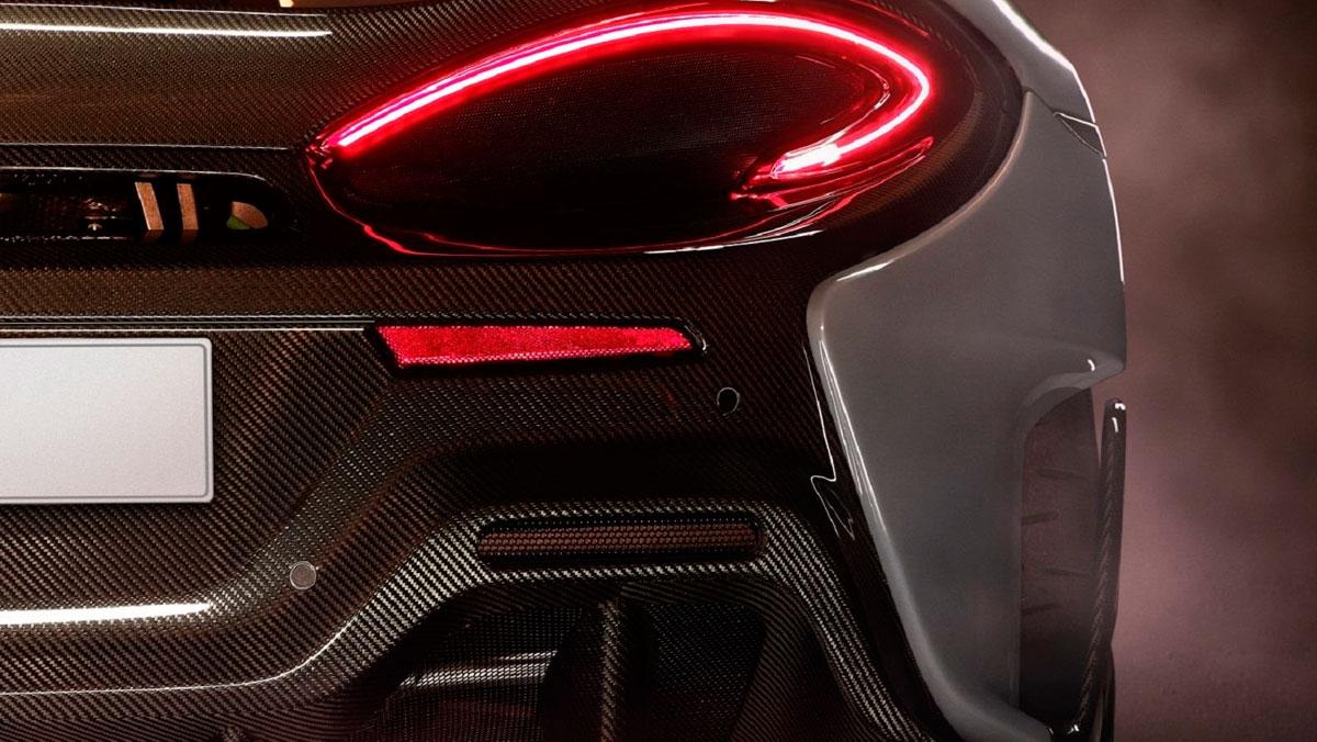 McLaren 570 LT