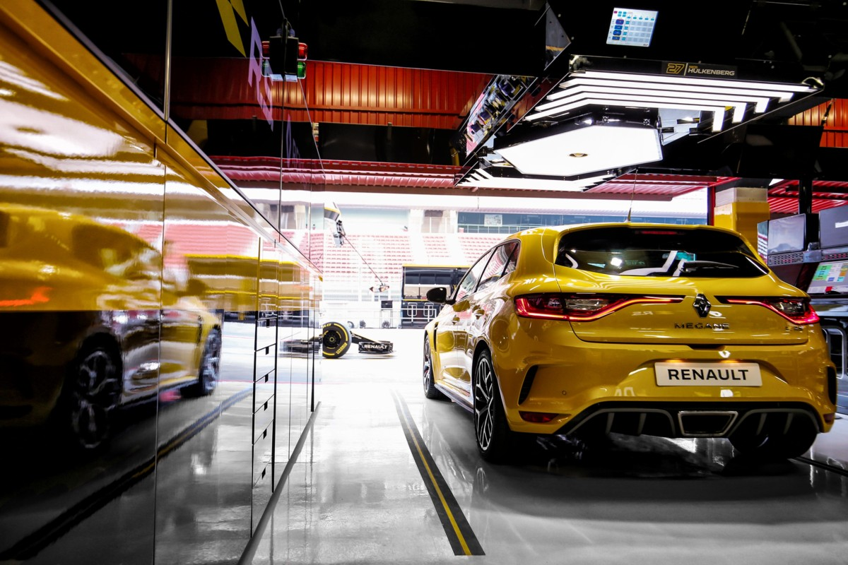 Nuevo Renault Megane R.S. Trophy 2018