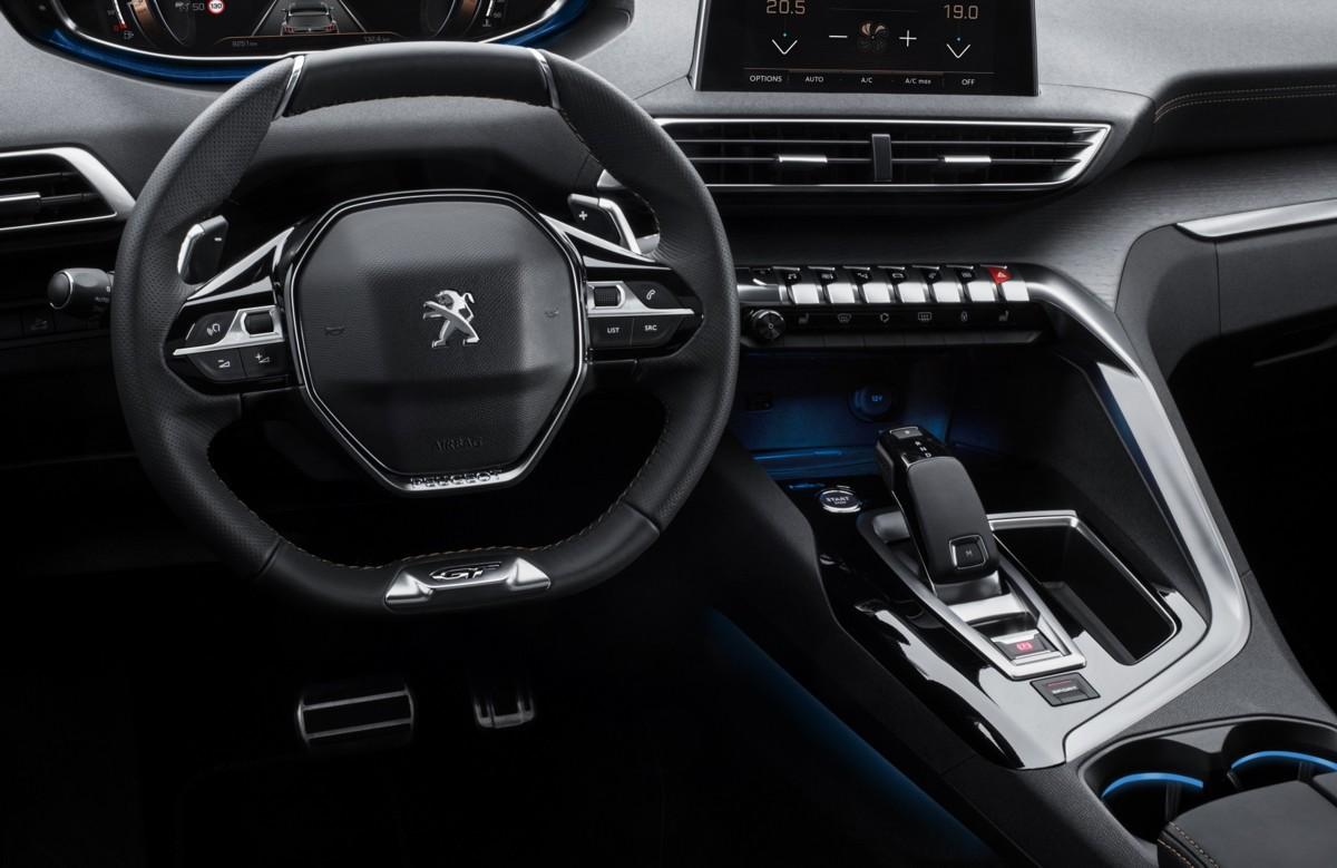 Peugeot 308 GT 2018