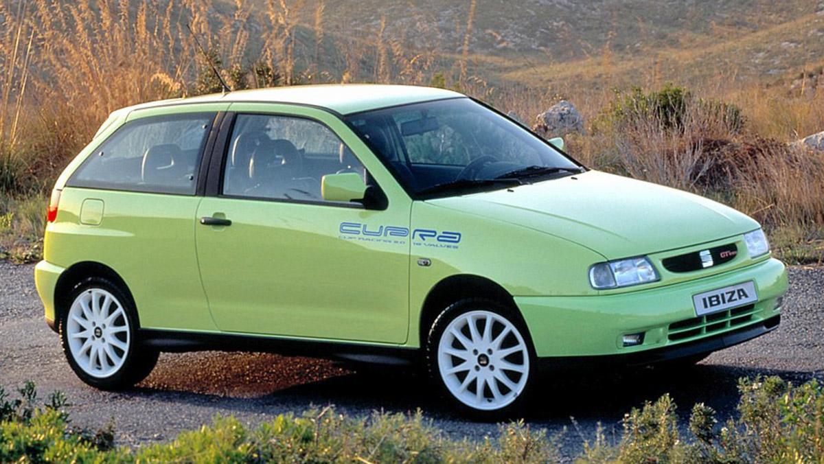 Seat Ibiza Cupra de 1996