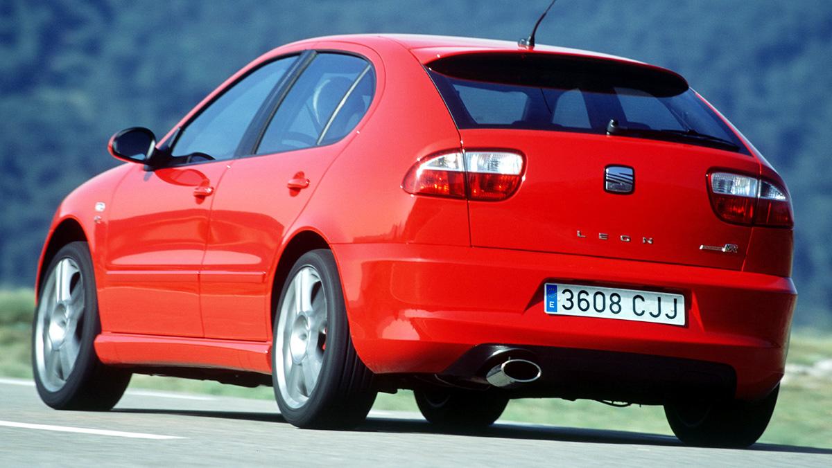 Seat León Cupra R (2002)