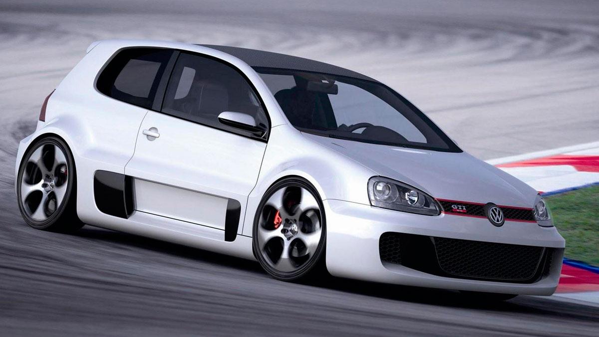Volkswagen Golf W650