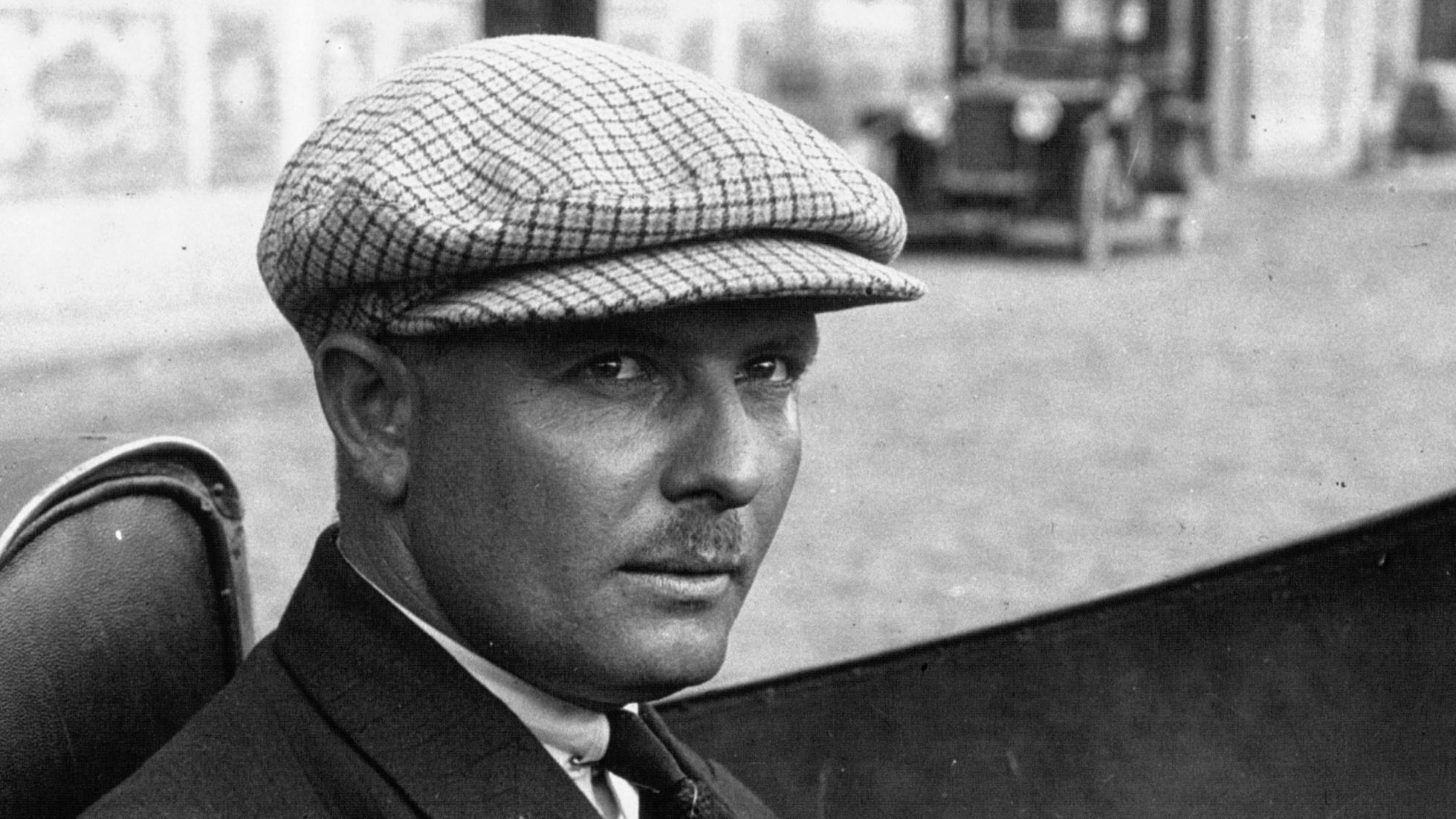 El piloto que da nombre al nuevo Bugatti