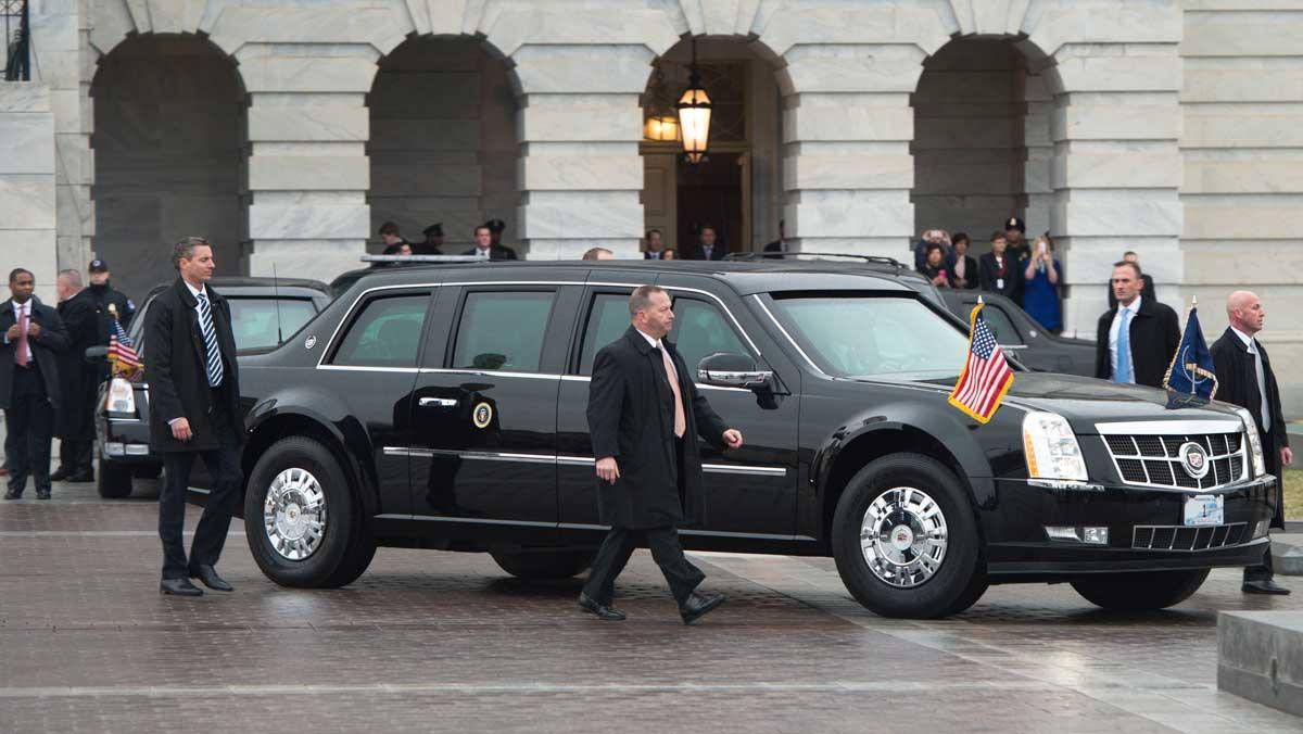 Cadillac One The Beast Donald Trump
