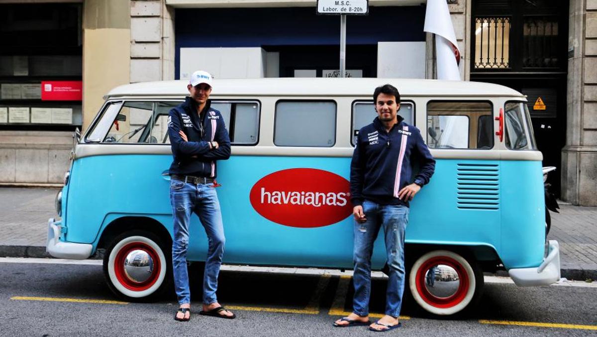 Stroll compra y salva a Force India