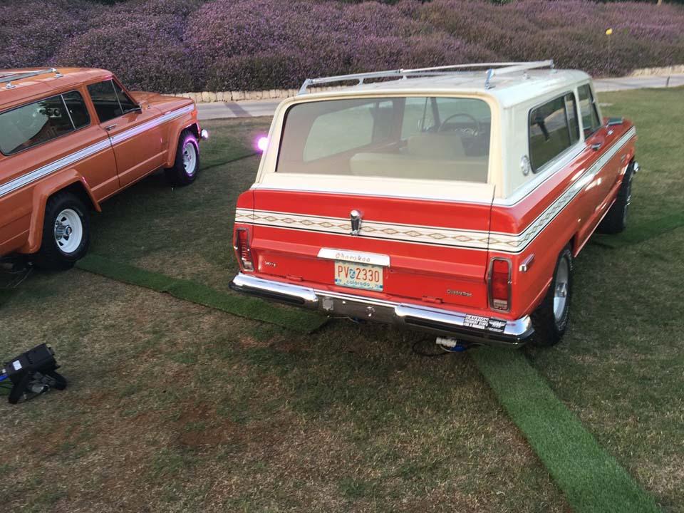Jeep Cherokee clásicos