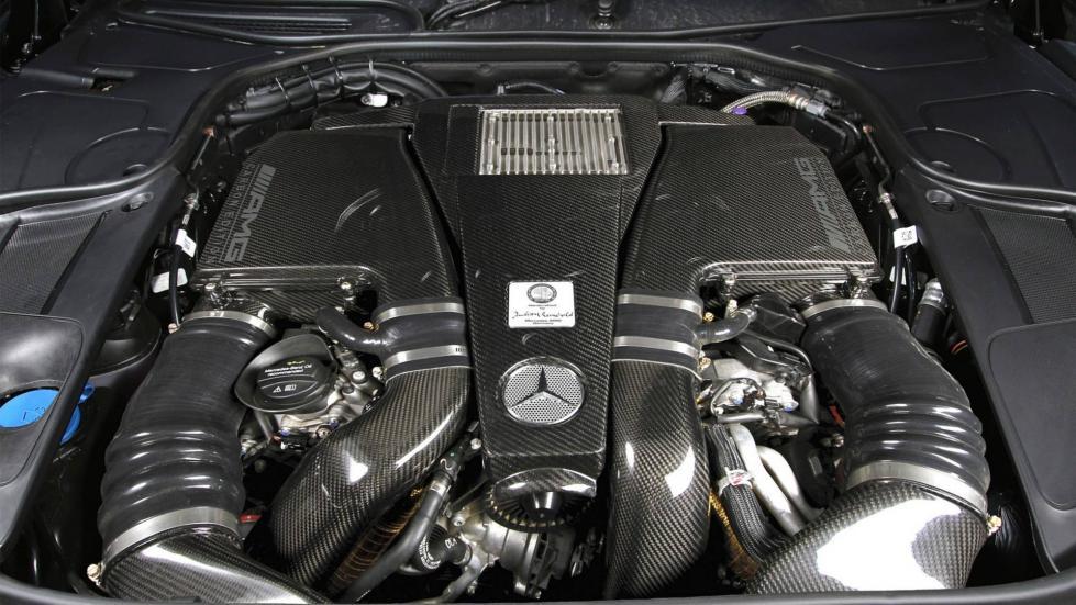 Mercedes-AMG S63 Posaidon