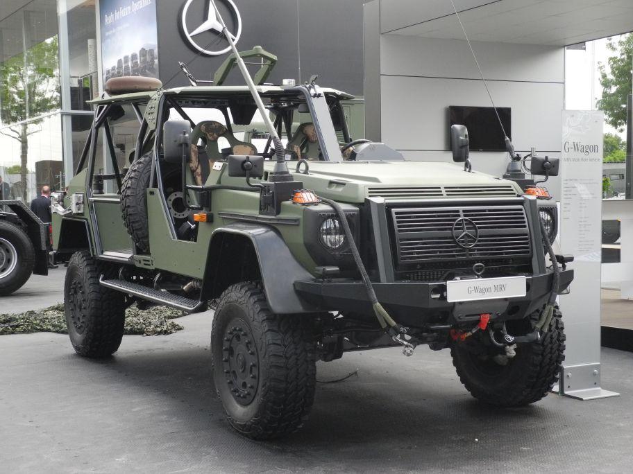 Mercedes G MRV