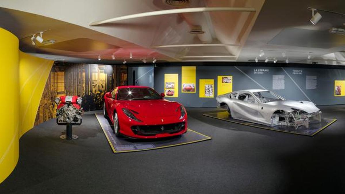 Modelo y carrocería del Driven by Enzo y Passion and Legend,