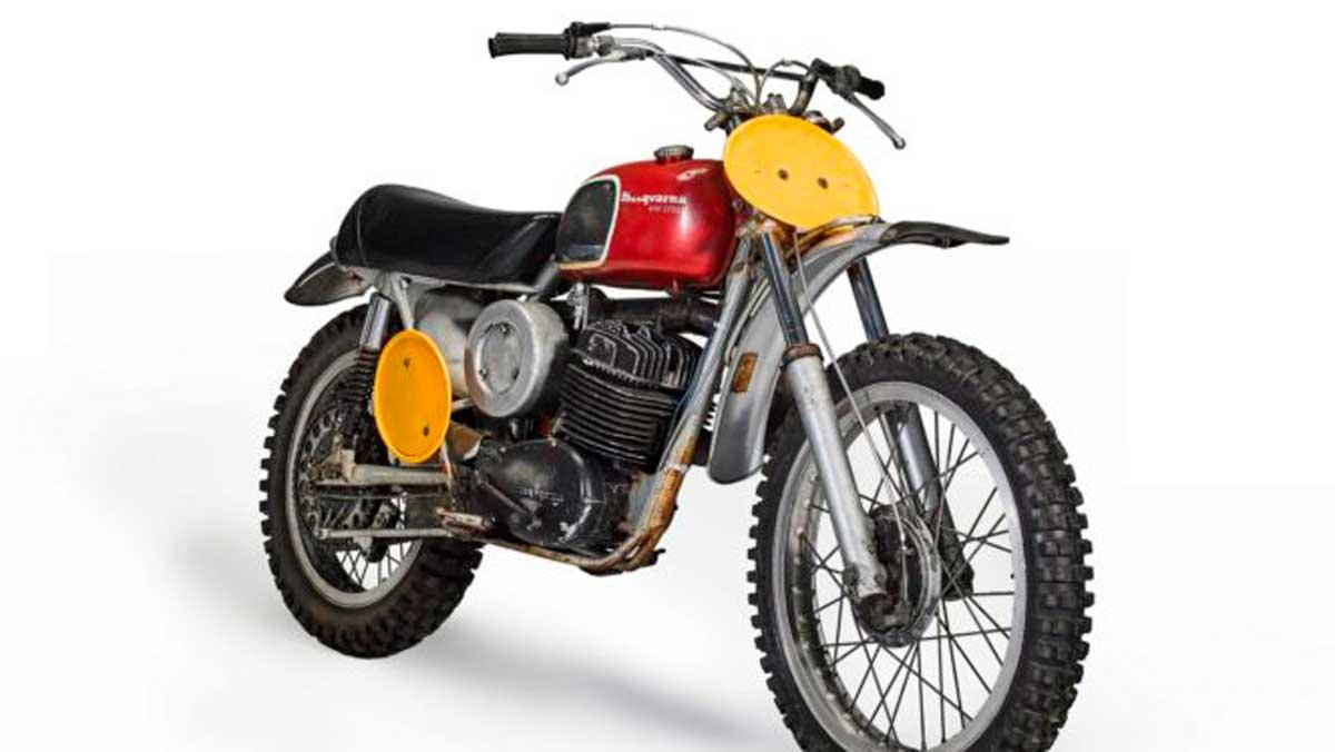 Moto de Steve McQueen