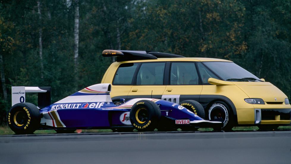 Renault Espace F1 original