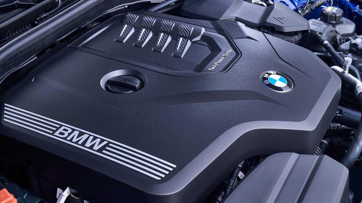 BMW Serie 3 2019 motor