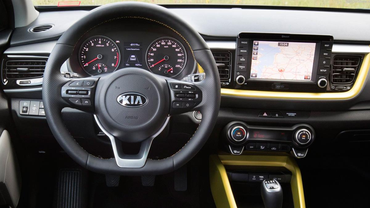 Kia Stonic (interior)