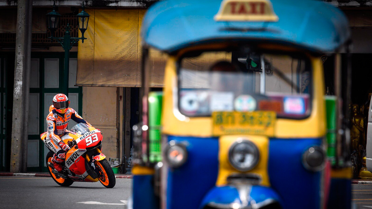 Marc Márquez motogp Bangkok