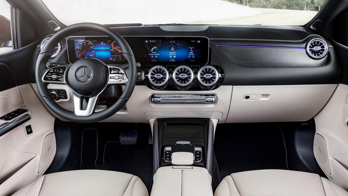 Mercedes Clase B 2019 (interior 2)
