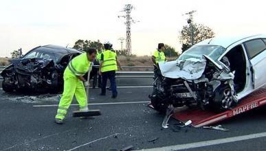 Por qué un coche negro tiene más opciones de tener un accidente