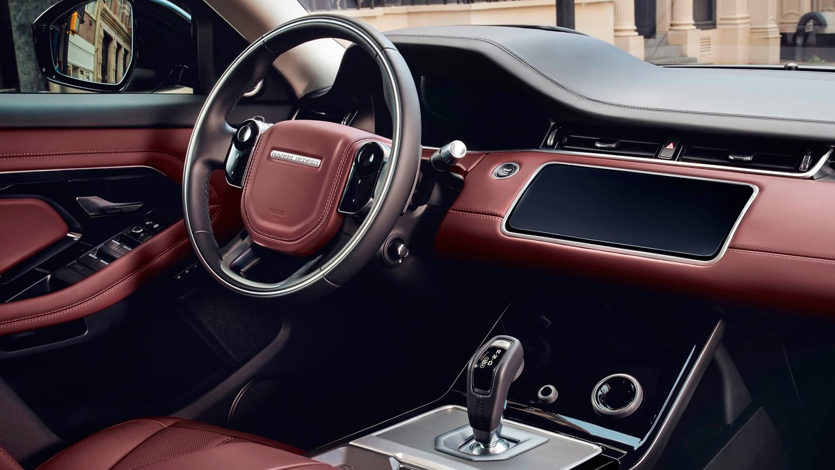 Range Rover Evoque 2019 (interior)
