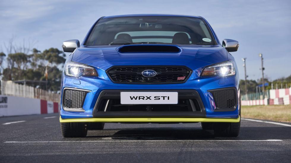 Subaru WRX STI Diamond Edition