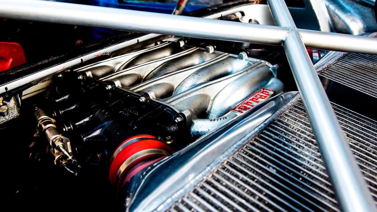 Ferrari F40 LM (motor)