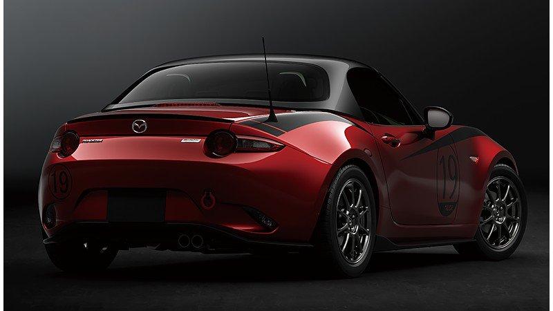 Mazda MX-5 Drop-Head Coupe Concept (trasera)