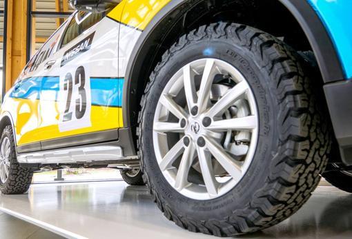 Nissan X-Tral 4x4 Fan